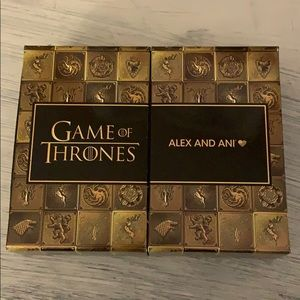 Alex and ani game of thrones bracelet